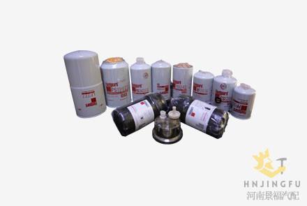柴油机油气分离器_4095189 弗列加FS1006油水分离器柴油粗滤用于康明斯发动机配件